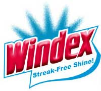 Windex and other Cleaning stuff at Terminal hardware southern California